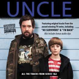 Обложка к диску с музыкой из сериала «Дядя: песни»
