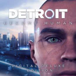Обложка к диску с музыкой из игры «Detroit: Become Human»