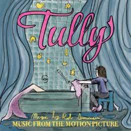 Обложка к диску с музыкой из фильма «Талли»