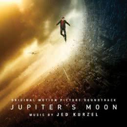 Обложка к диску с музыкой из фильма «Спутник Юпитера»