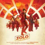 Маленькая обложка к диску с музыкой из фильма «Хан Соло: Звездные Войны. Истории»