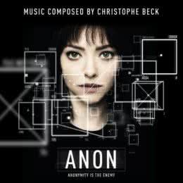 Обложка к диску с музыкой из фильма «Анон»