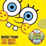 Маленькая обложка диска с музыкой из мультфильма «Губка Боб Квадратные Штаны»