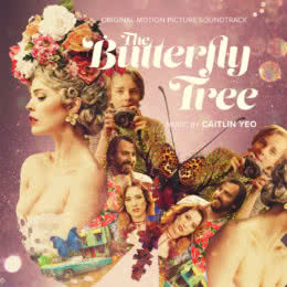 Обложка к диску с музыкой из фильма «Редкая бабочка»