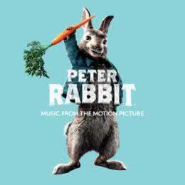 Обложка к диску с музыкой из мультфильма «Кролик Питер»