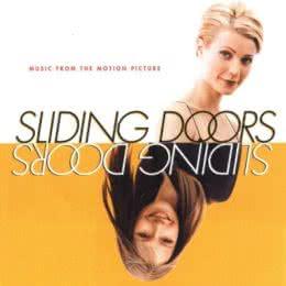 Обложка к диску с музыкой из фильма «Осторожно, двери закрываются»