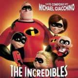 Маленькая обложка диска c музыкой из мультфильма «Суперсемейка»