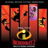 Маленькая обложка к диску с музыкой из мультфильма «Годзилла»