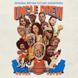 Обложка к диску с музыкой из фильма «Дядя Дрю»