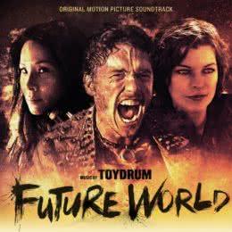 Обложка к диску с музыкой из фильма «Мир будущего»
