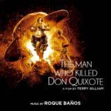 Маленькая обложка к диску с музыкой из фильма «Человек, который убил Дон Кихота»