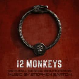 Обложка к диску с музыкой из сериала «12 обезьян (4 сезон)»
