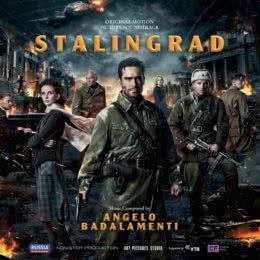 Обложка к диску с музыкой из фильма «Сталинград»