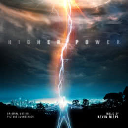 Обложка к диску с музыкой из фильма «Высшая сила»