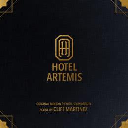 Обложка к диску с музыкой из фильма «Отель «Артемида»»