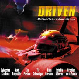 Обложка к диску с музыкой из фильма «Гонщик»