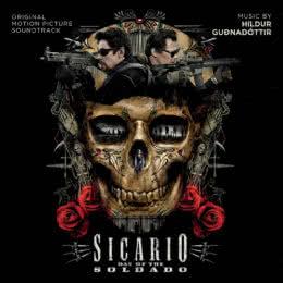 Обложка к диску с музыкой из фильма «Убийца 2. Против всех»