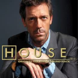 Обложка к диску с музыкой из сериала «Доктор Хаус»