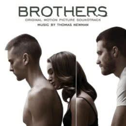Обложка к диску с музыкой из фильма «Братья»
