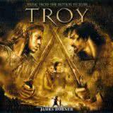 Маленькая обложка диска c музыкой из фильма «Троя»