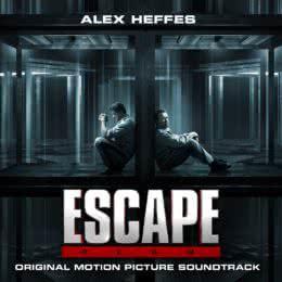 Обложка к диску с музыкой из фильма «План побега»