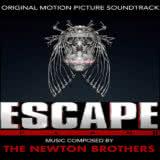 Маленькая обложка к диску с музыкой из фильма «План побега 2»