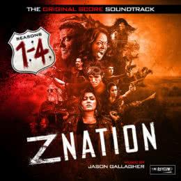 Обложка к диску с музыкой из сериала «Нация Z (1-4 сезон)»