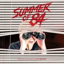 Обложка к диску с музыкой из фильма «Лето 84»