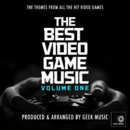 Обложка к диску с музыкой из сборника «Лучшие саундтреки из игр. Сборник 1»