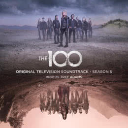 Обложка к диску с музыкой из сериала «Сотня (5 сезон)»