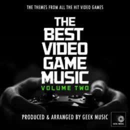 Обложка к диску с музыкой из сборника «Лучшие саундтреки из игр. Сборник 2»