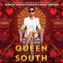 Обложка к диску с музыкой из сериала «Королева юга»