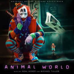 Обложка к диску с музыкой из фильма «Планета зверей»