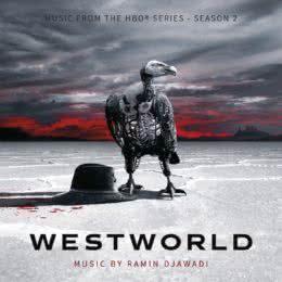 Обложка к диску с музыкой из сериала «Мир Дикого запада (2 сезон)»