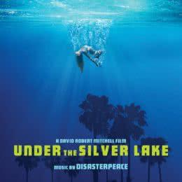 Обложка к диску с музыкой из фильма «Под Силвер-Лэйк»