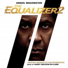 Обложка к диску с музыкой из фильма «Великий уравнитель 2»