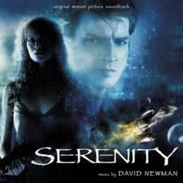 Обложка к диску с музыкой из фильма «Миссия «Серенити»»