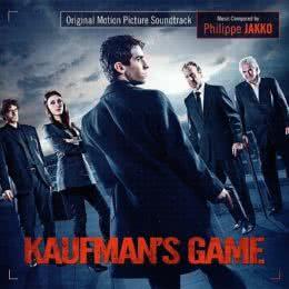 Обложка к диску с музыкой из фильма «Игра Кауфмана»