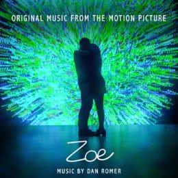 Обложка к диску с музыкой из фильма «Зои»