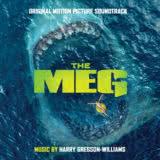 Маленькая обложка к диску с музыкой из фильма «Мег: Монстр глубины»