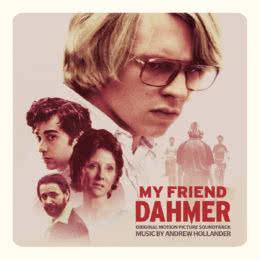 Обложка к диску с музыкой из фильма «Мой друг Дамер»