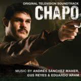 Маленькая обложка к диску с музыкой из сериала «Эль Чапо»