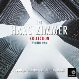 Обложка к диску с музыкой из сборника «The Hans Zimmer - Collection. Volume Two»