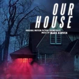 Обложка к диску с музыкой из фильма «Наш дом»