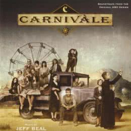 Обложка к диску с музыкой из сериала «Карнавал (1 сезон)»