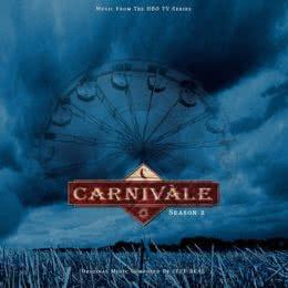 Обложка к диску с музыкой из сериала «Карнавал (2 сезон)»