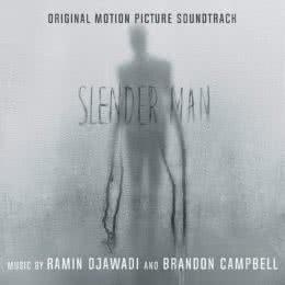 Обложка к диску с музыкой из фильма «Слендермен»