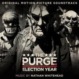 Обложка к диску с музыкой из фильма «Судная ночь 3»