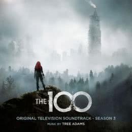 Обложка к диску с музыкой из сериала «Сотня (3 сезон)»