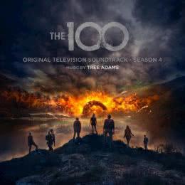 Обложка к диску с музыкой из сериала «Сотня (4 сезон)»